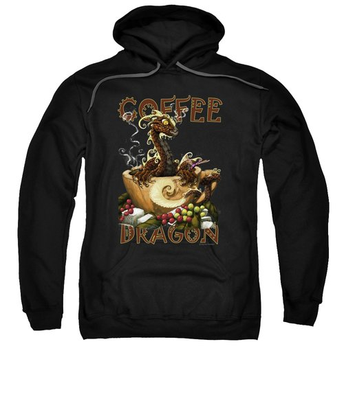 Coffee Dragon Sweatshirt