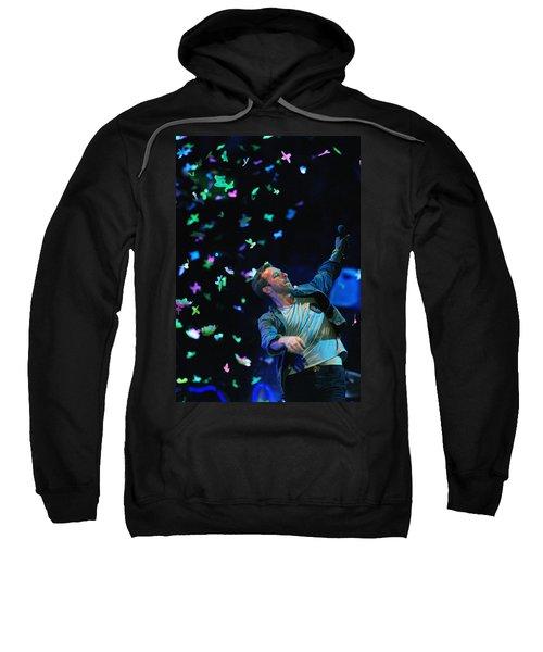 Coldplay1 Sweatshirt by Rafa Rivas
