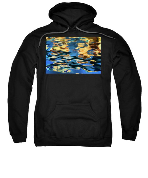 Color Abstraction Lxix Sweatshirt