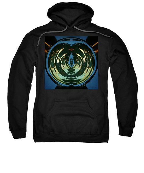 Color Abstraction Lxx Sweatshirt