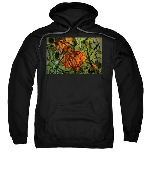 Color Abstraction Xx Sweatshirt