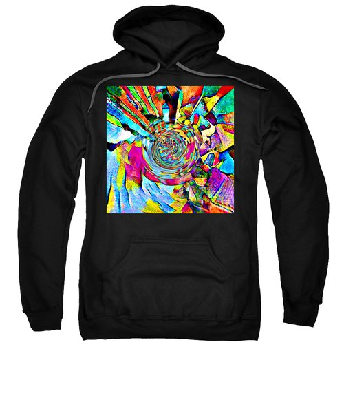 Color Lives Here Sweatshirt
