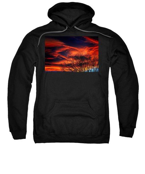 Colorado Fire In The Sky Sweatshirt