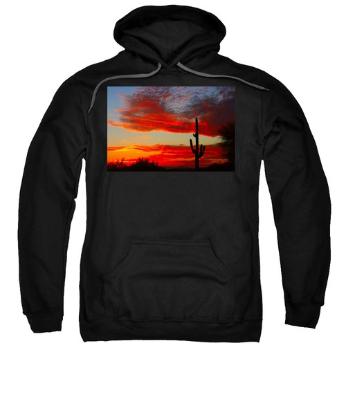 Colorful Arizona Sunset Sweatshirt