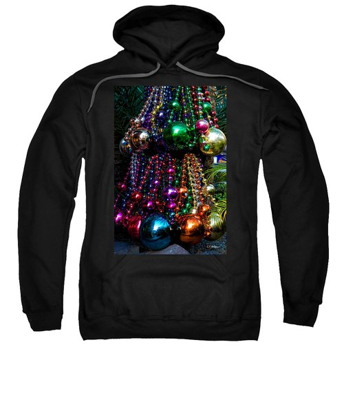 Colorful Baubles Sweatshirt