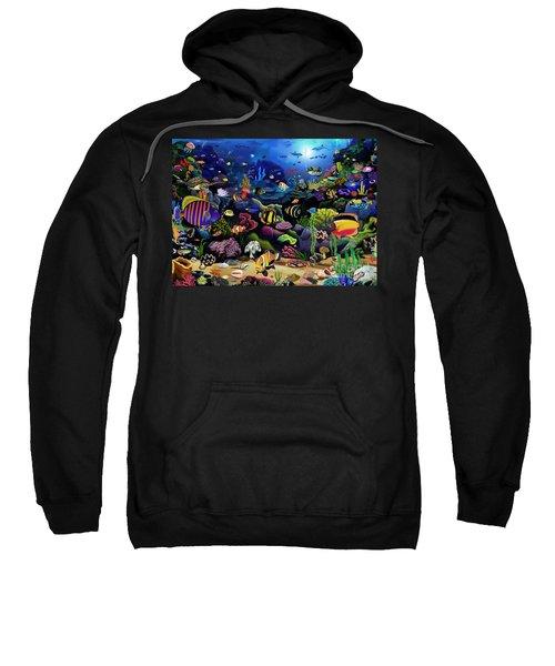 Colorful Reef Sweatshirt