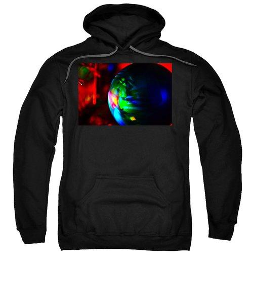 Colors Of Christmas Sweatshirt