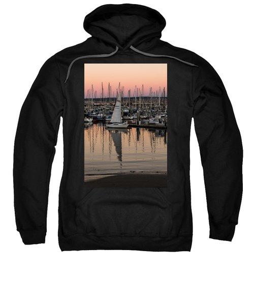 Coming Into The Harbor Sweatshirt
