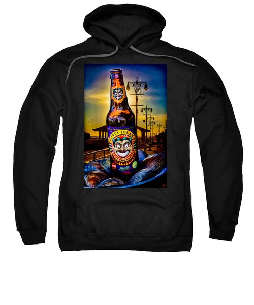 Coney Island Beer Sweatshirt