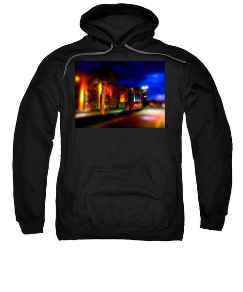 Coral Color Florida Sweatshirt