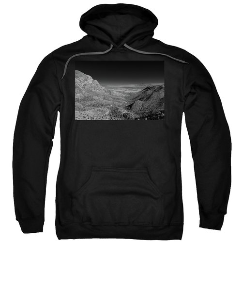 Coronado National Memorial In Infrared Sweatshirt