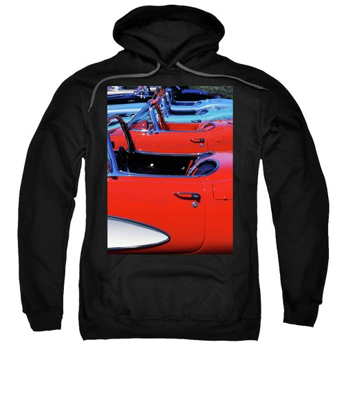 Corvette Row Sweatshirt
