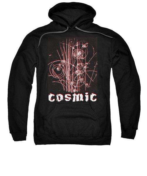 Cosmic Bubbles Sweatshirt