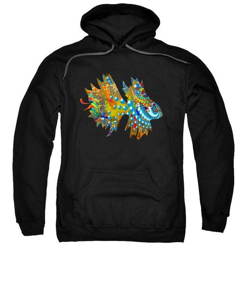 Cosmic Guppy Sweatshirt