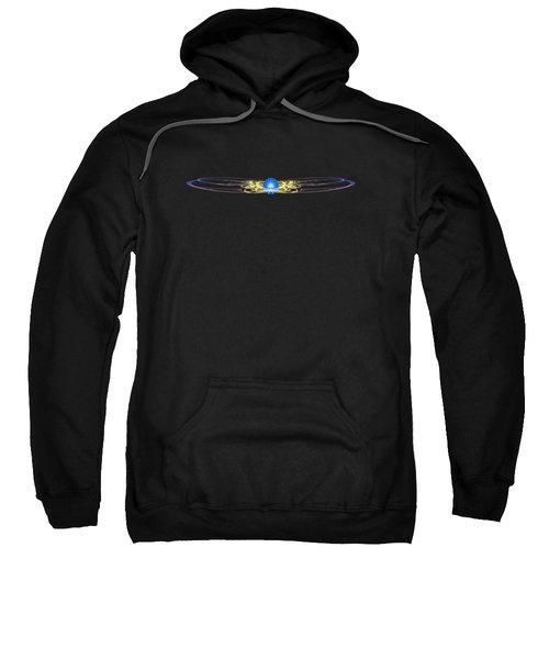 Cosmic Wheel Rays Sweatshirt