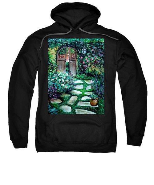 Cottage Gates Sweatshirt