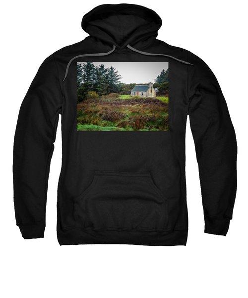 Cottage In The Irish Countryside Sweatshirt