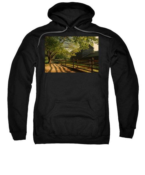 Country Morning - Holmdel Park Sweatshirt