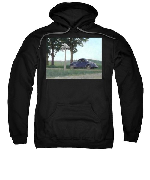 Coupe In The Countryside Sweatshirt