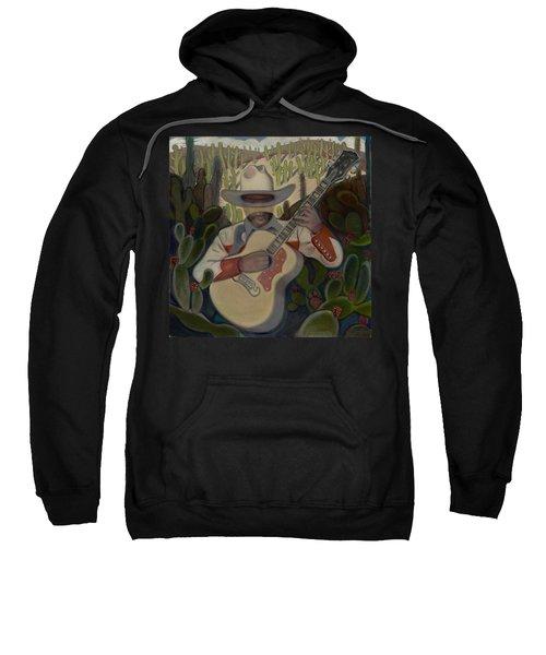 Cowboy In The Cactus Sweatshirt