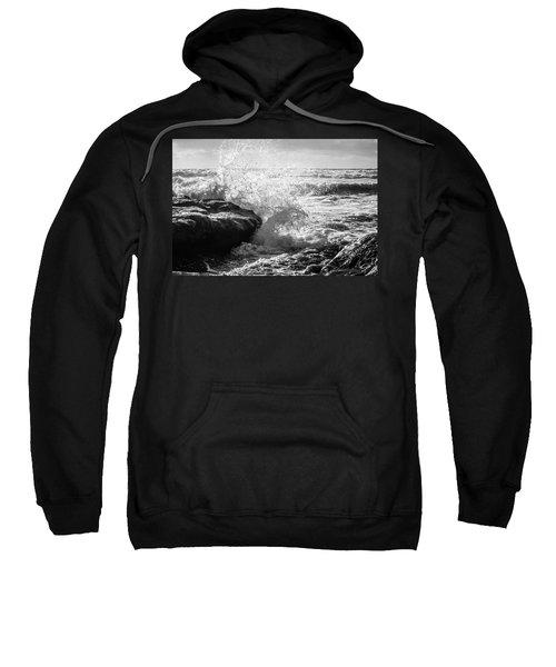 Wave Crashing  Sweatshirt