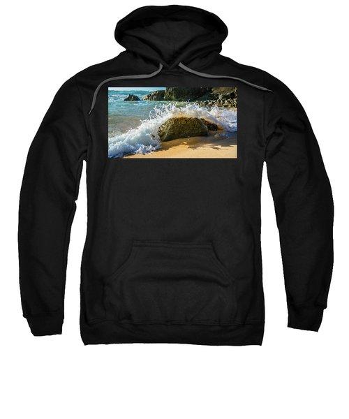 Crashing Over The Rock Sweatshirt