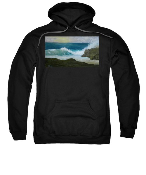 Crashing Wave 3 Sweatshirt
