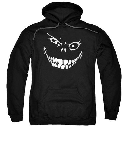Crazy Monster Grin Sweatshirt