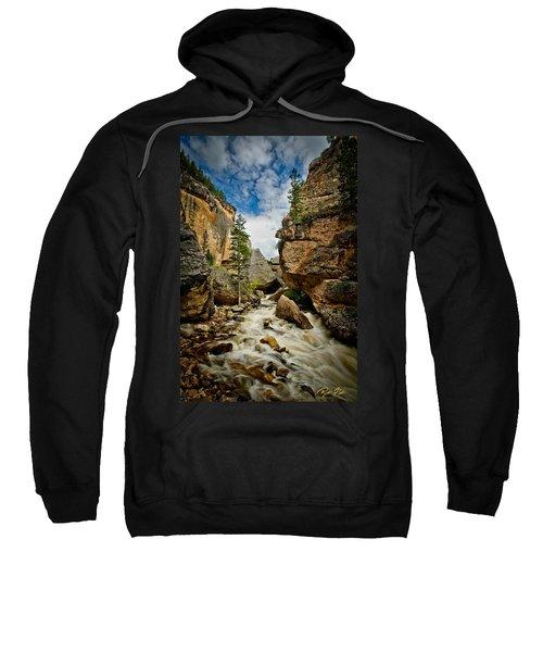 Crazy Woman Canyon Sweatshirt