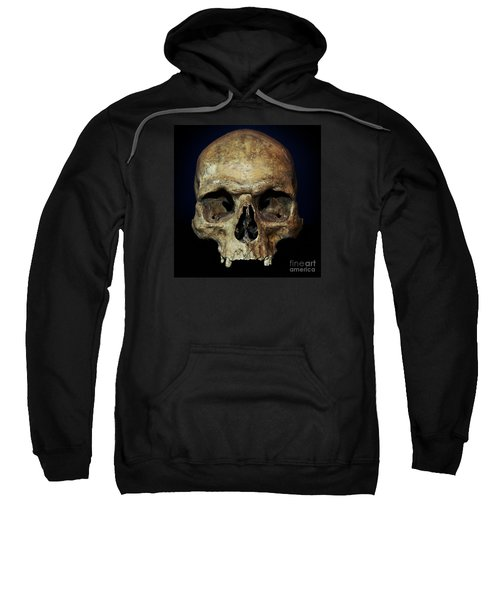 Creepy Skull Sweatshirt