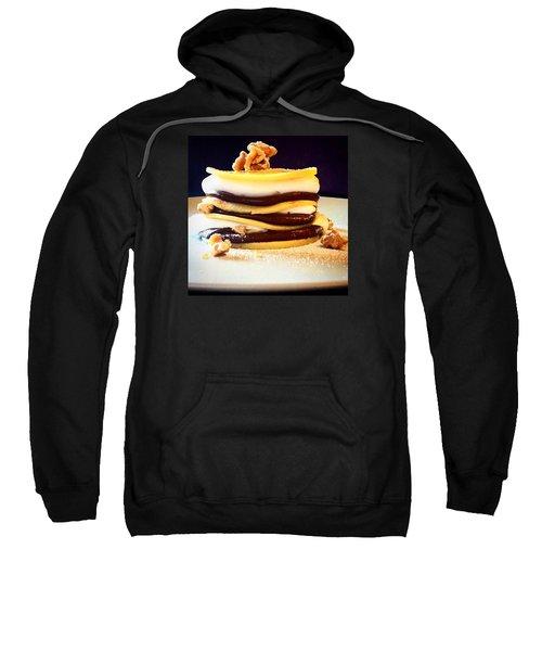 Crepes Nutella Walnuts And Cream Sweatshirt