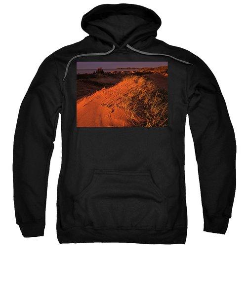 Crimson Dunes Sweatshirt