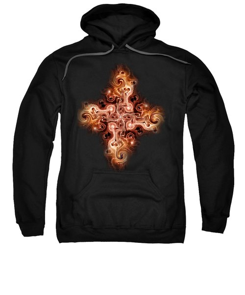 Cross Of Fire Sweatshirt