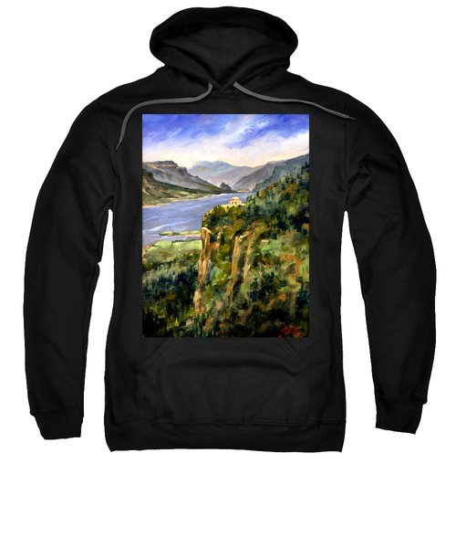 Crown Point Oregon Sweatshirt
