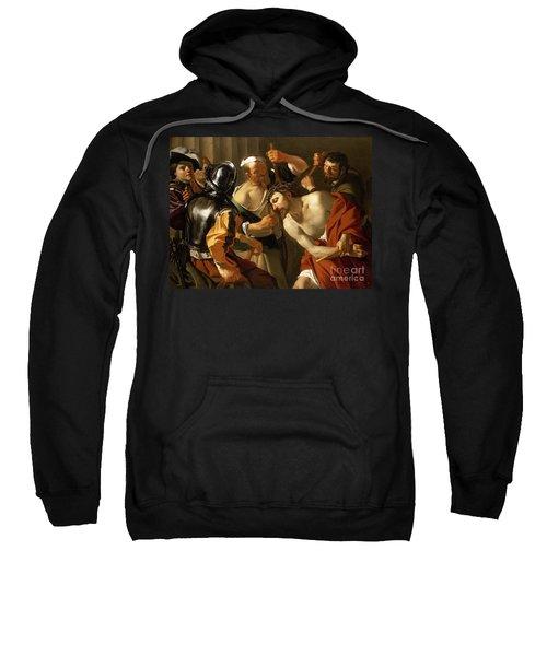 Crowning With Thorns Sweatshirt