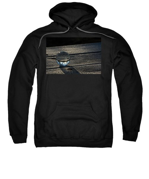 Crystal Frost Sweatshirt