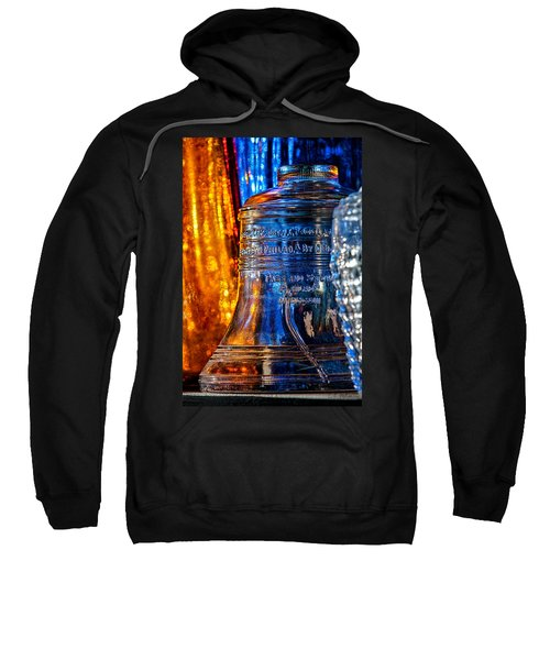 Crystal Liberty Bell Sweatshirt