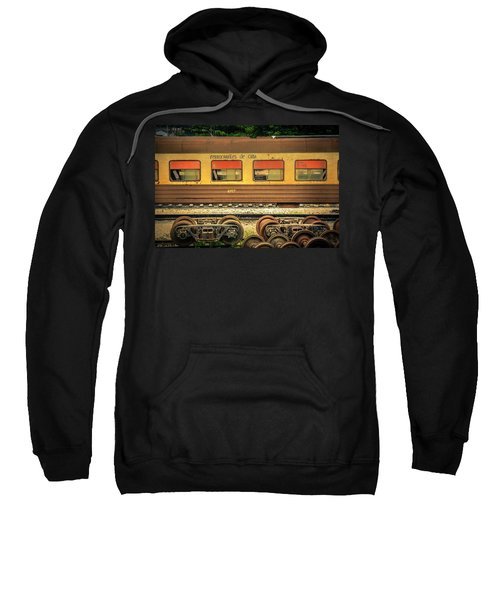 Cuban Train Sweatshirt