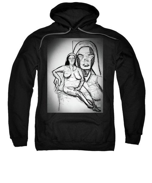 Cubism Study 4626 Sweatshirt
