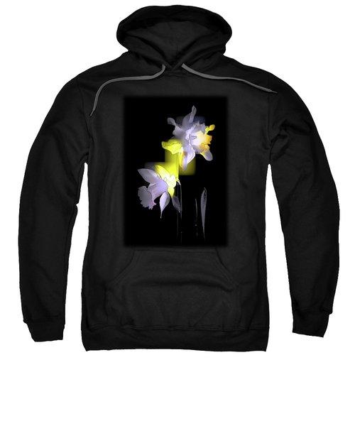 Cubist Daffodils Sweatshirt