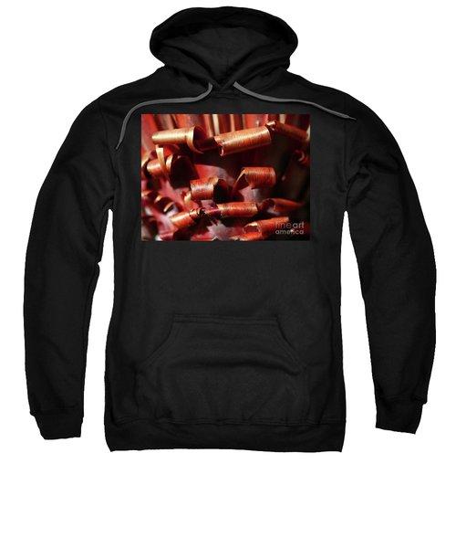 Curl Up And Die Sweatshirt