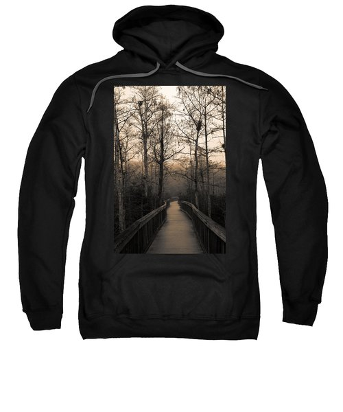 Cypress Boardwalk Sweatshirt