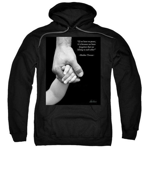 Daddy's Hand Sweatshirt