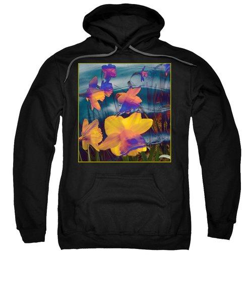 Daffodils #1 Sweatshirt