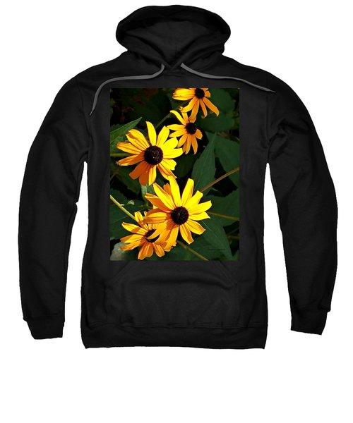 Daisy Row Sweatshirt