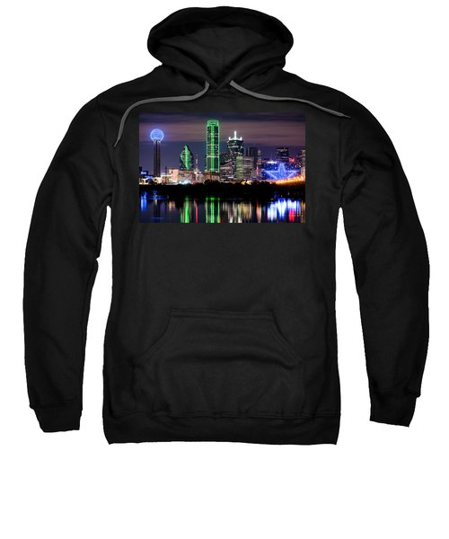 Dallas Cowboys Star Skyline Sweatshirt