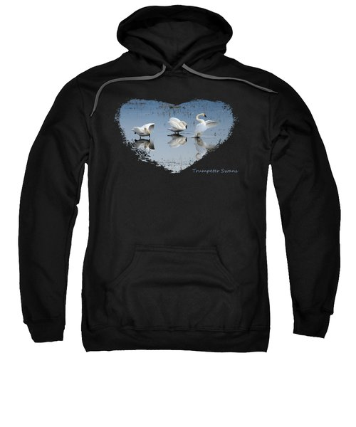 Dance Of The Trumpeters 4 Sweatshirt