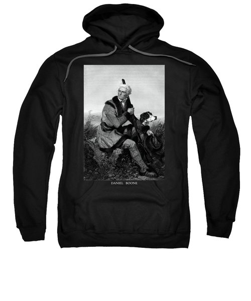 Daniel Boone Sweatshirt