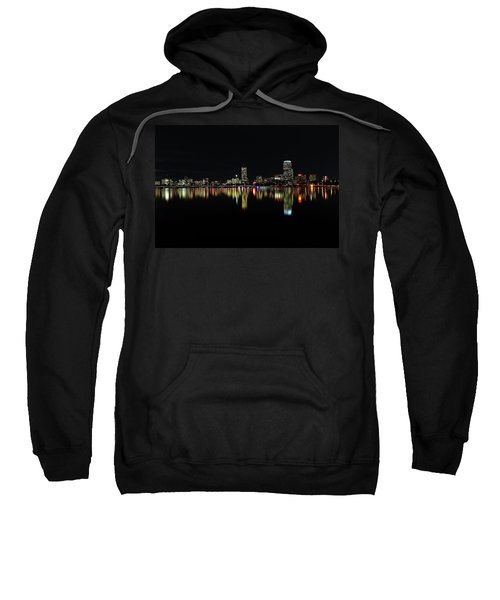 Dark As Night Sweatshirt