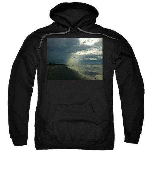 Dark To Enlightened Sweatshirt